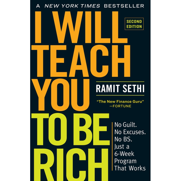 I Will Teach You to Be Rich 상품이미지