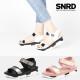 신발 여성용 벨크로 키높이 여름 휴가 샌들 SN241