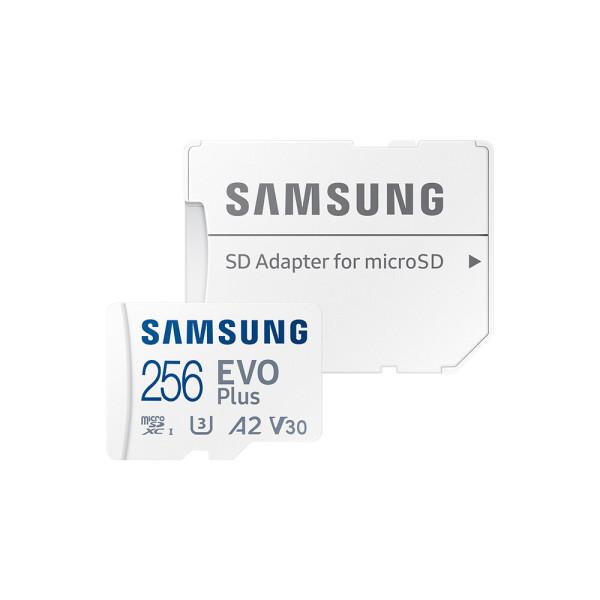 삼성 마이크로 SD 카드 EVO PLUS 256GB + SD아답터 상품이미지