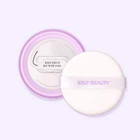 유니콘 오로라 광채 쿠션 리필  +원형퍼프 증정
