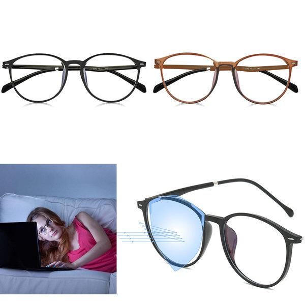 블루라이트 차단 안경 블랙 안경테 선글라스 보안경 상품이미지
