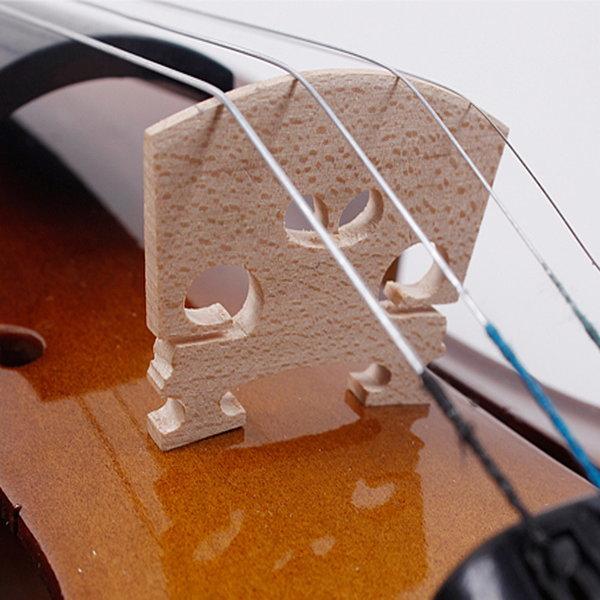 바이올린 브릿지 (3/4) 단풍나무 튜닝 악세사리 상품이미지