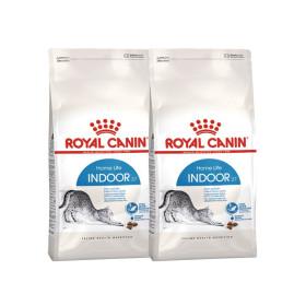 로얄캐닌 고양이사료 인도어 4kg