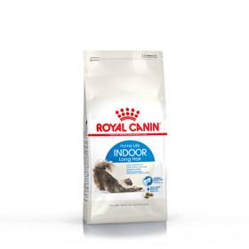 로얄캐닌 고양이사료 인도어 롱헤어 4kg+캣볼증정