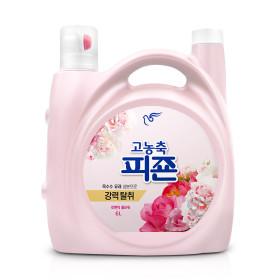 고농축섬유유연제 리치퍼퓸 6L (로맨틱/오션)