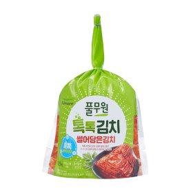 (1+1)풀무원_톡톡_썰은김치_1.5kg