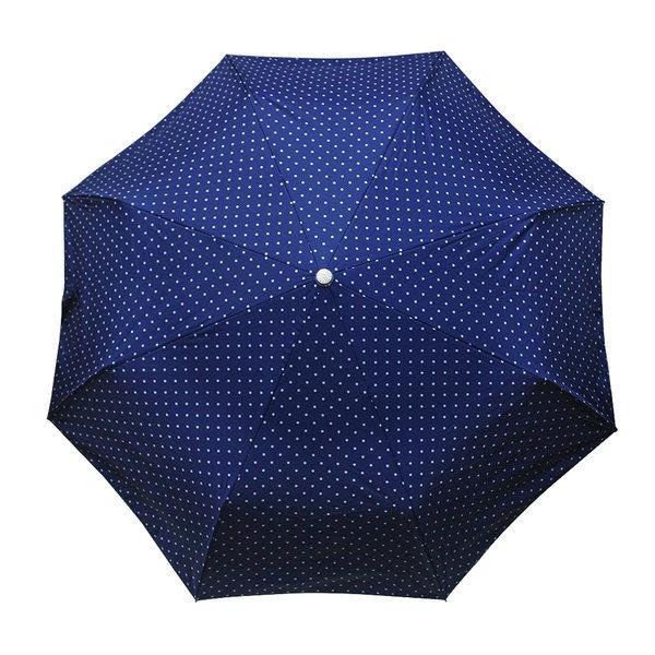 심플도트 3단 완전자동 암막 슬림 우양산/양산/우산 상품이미지