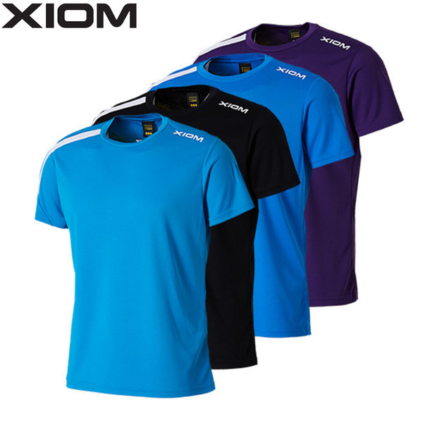 엑시옴 탁구복 샘 탁구티셔츠  XIOM SAM 남여공용 상품이미지