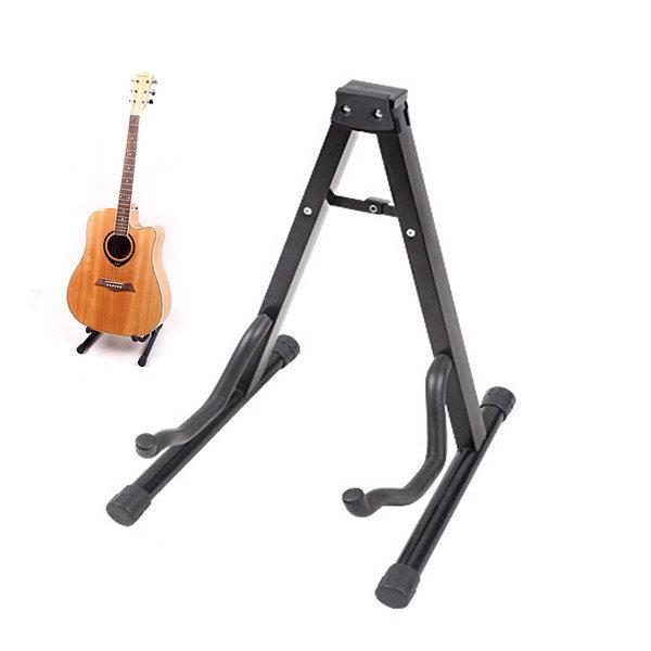 기타스탠드 통기타 거치대 받침대 접이식 휴대용 상품이미지