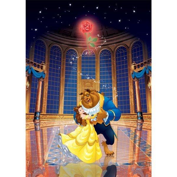 1000피스 직소퍼즐 디즈니 미녀와 야수 1000 퍼즐 상품이미지