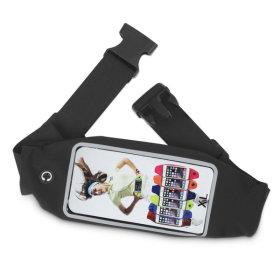 OMT 등산 운동 핸드폰 수납 방수 힙색 가방 OSA-04