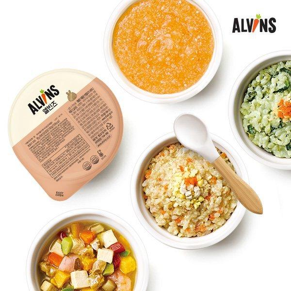 엘빈즈 클래식 이유식 아기밥4단계(13개월이상) 상품이미지