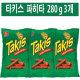 TAKIS 바르셀 타키스 파히타 3 또띠아칩 스낵 총840 g