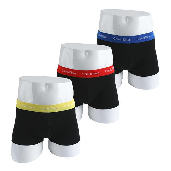 CK 남자 팬티 속옷 드로즈 3팩 Set 20종 1+1+1 신상 상품이미지