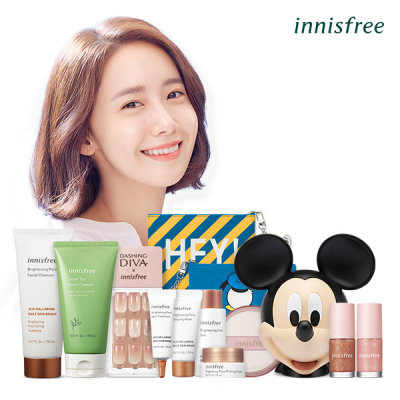 24-31innisfree Sleeping Pack 1+1/Heritage Collection Set