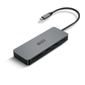 씽크웨이 CORE D34덱스 7in1 HDMI 멀티포트 허브