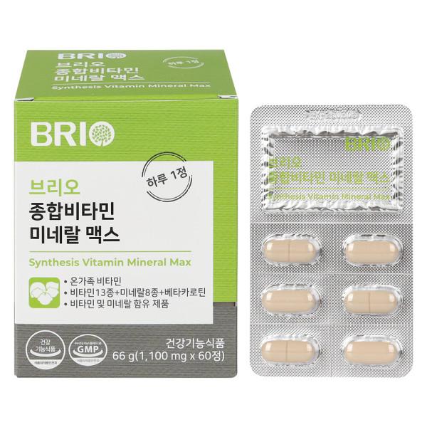 Gmarket - Brio/Multiple Vitamin/Mineral