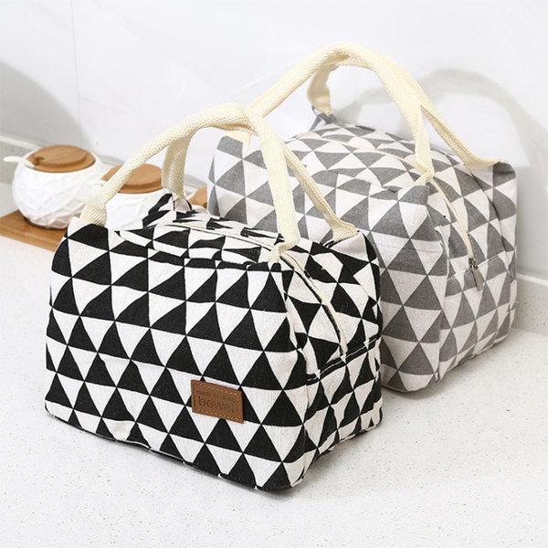 가방 도시락가방 1+1 걱정없는 보온보냉 도시락가방 상품이미지