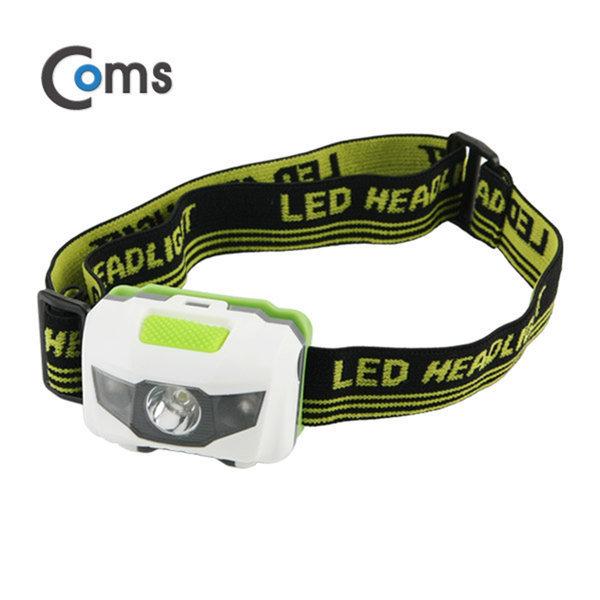 WT527 헤드 랜턴 조명 LED 램프 캠핑 낚시 상품이미지