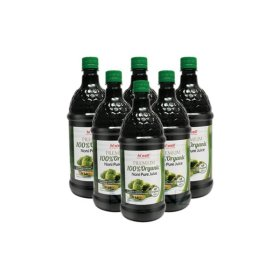 뉴질랜드 정품 프리미엄 100% 유기농 노니주스 1L 6병