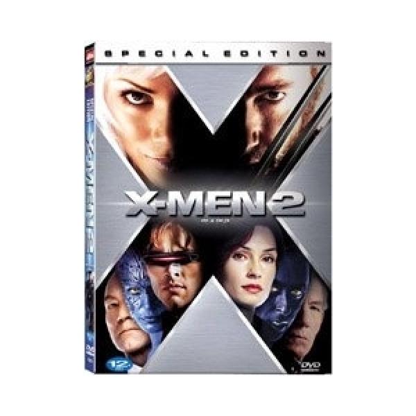 브라이언 싱어 감독/휴 잭맨/엑스맨 2 (X2 X-Men United) S.E 2디스크  dts 상품이미지