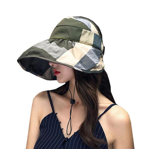 루브 프라햇/예쁜 여성 돌돌이 썬캡/여름 비치 모자 상품이미지