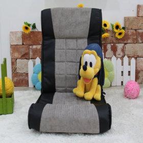 라꾸라꾸 투톤체어 접이식 간이 좌식 등받이 앉는의자