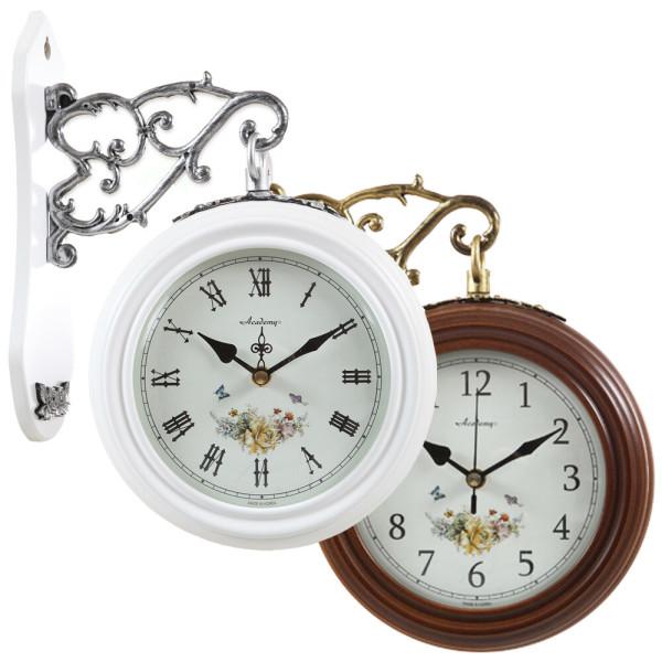 양면시계/벽시계/무소음/집들이/벽걸이/신혼선물 상품이미지