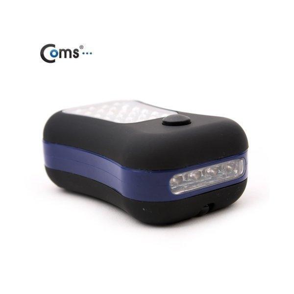 WP922 건전지 LED 손전등 램프 랜턴 캠핑 낚시 블루 상품이미지