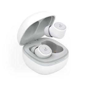 Premium Cradle Bluetooth Earphone PISnet FreeSound S White