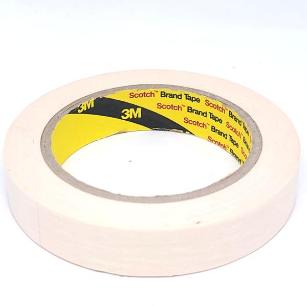 마스킹테이프20mm 미색마스킹테이프20 mm 전기기능사 상품이미지