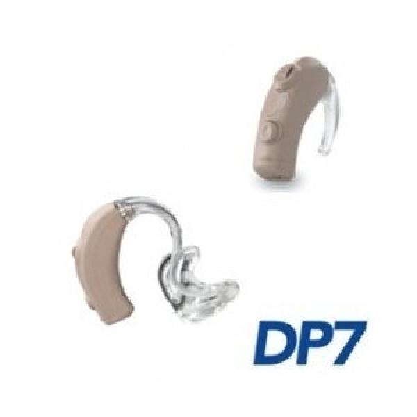 DP7 귀걸이형보청기+배터리(40알)+습기제거기+케이스 상품이미지