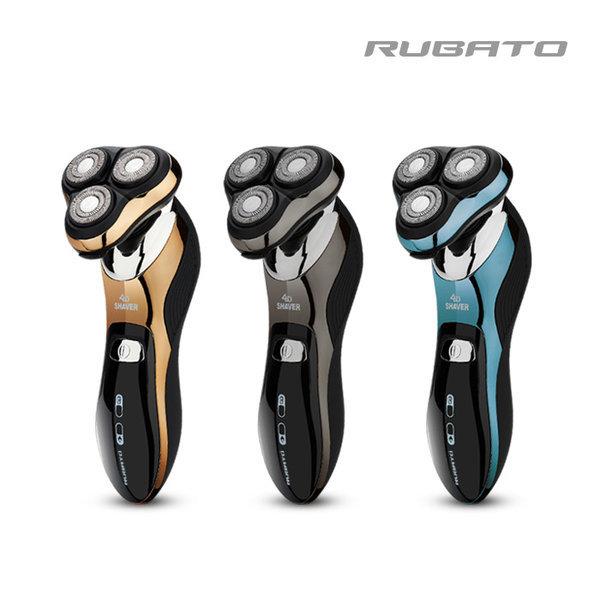 전기면도기 RU-1250 그레이 + 코털정리기 남성면도기 상품이미지