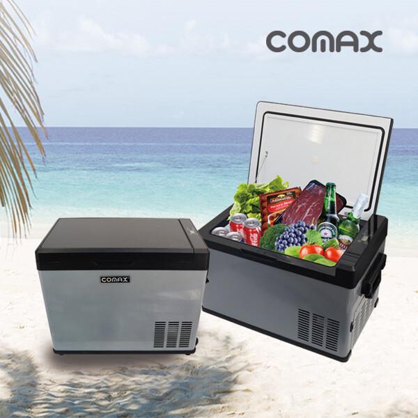 (현대Hmall)코멕스 이동식 냉장고 CM-040L 냉동 차량 가정 캠핑 겸용 캐리어 상품이미지