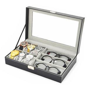 시계3구 선글라스 안경6구 보관함 케이스 상품이미지
