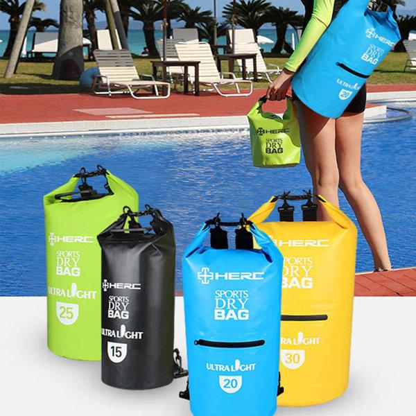 드라이백 방수백 비치백 방수가방 수영용품 수영가방 상품이미지