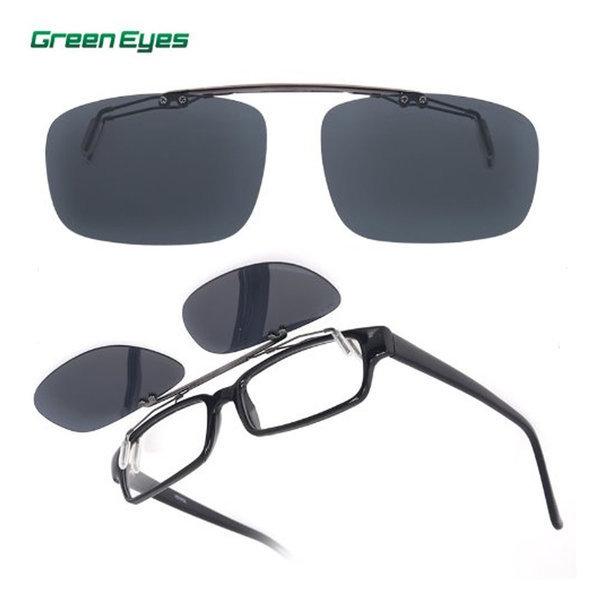 그린아이즈 클립온 KPO 편광렌즈 골프 선글라스 상품이미지