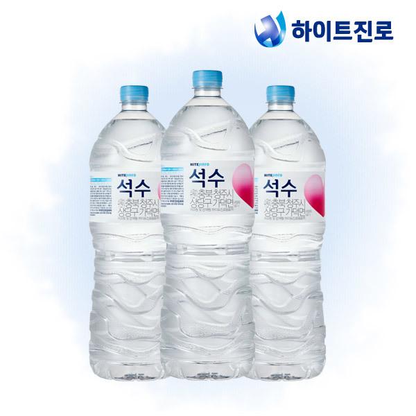 (현대Hmall)하이트진로 석수 2L 6병 생수 상품이미지