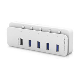 EFM ipTIME UH505-QC1 USB3.0 허브 퀵차지 충전기