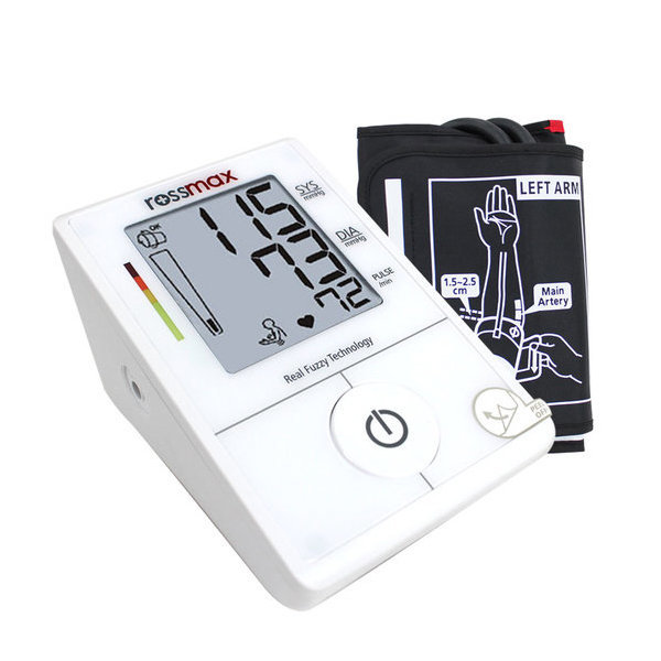 자동전자혈압계 X1 혈압계 혈압측정기 상품이미지