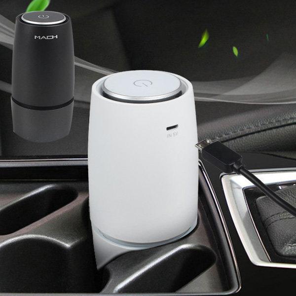 차량용 공기청정기 미니 자동차용품 차량용품 상품이미지