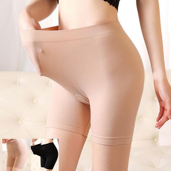 빅사이즈 여성노라인 사각팬티 드로즈 스판 속옷 5070 상품이미지