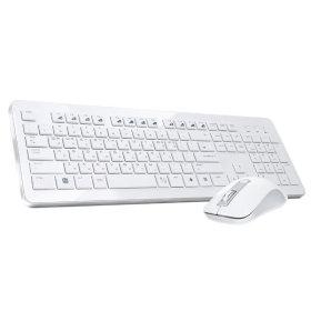 MKS-3000 (화이트) 저소음/무선/키보드/마우스세트