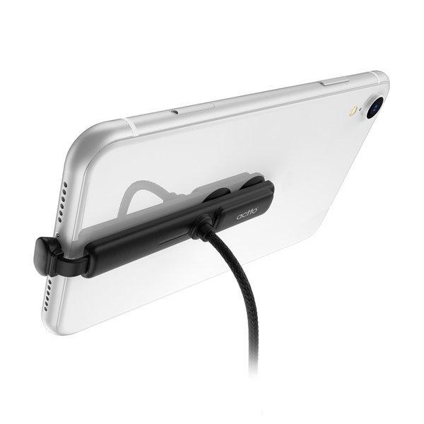 스티키 8핀 고속 충전 게이밍 케이블 USB-39/ 엑토 상품이미지