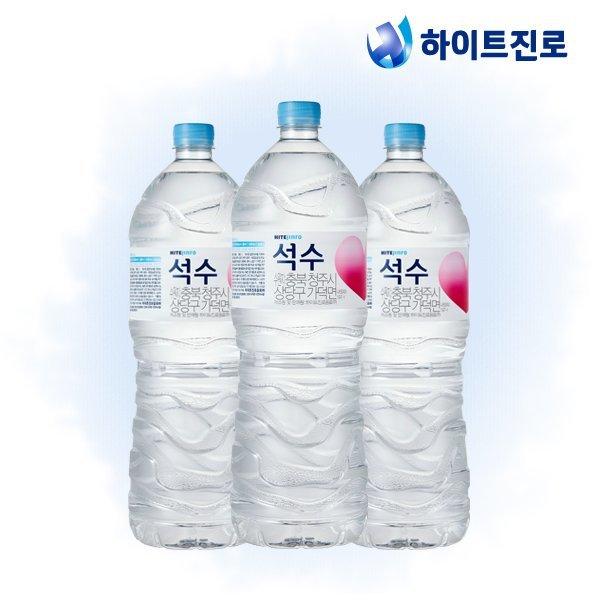 하이트진로 석수 2L x 6병 생수/무료배송 상품이미지