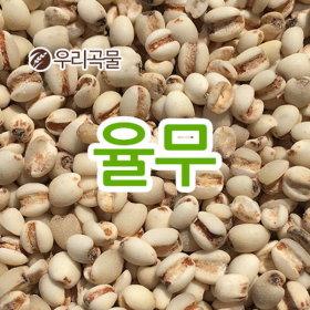 국산 율무 1kg 2018년 국산 잡곡 소포장