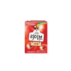 리브 사과190mlx24입  /음료/과일음료