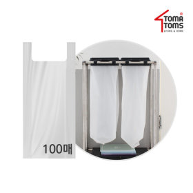 하이드 분리수거함 전용비닐 100매