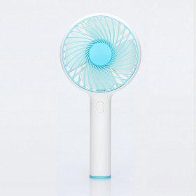 LOOC/Handheld Electric Fan/Blue/Mini/Handy/Hand