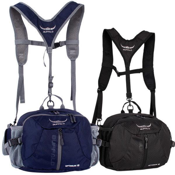 옵티멈숄더 힙색-10L 등산 배낭 가방 허리색 상품이미지